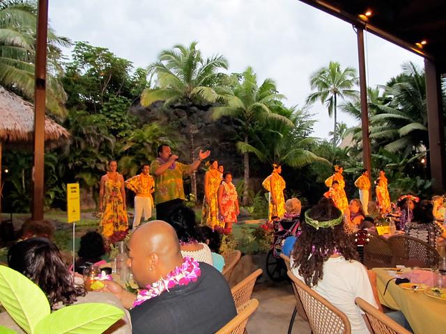Luau Dancers