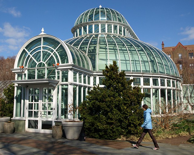 Palm House Brooklyn Botanic Garden New York City Flickr Photo Sharing