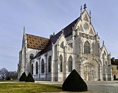 Ain - Monastère de Brou
