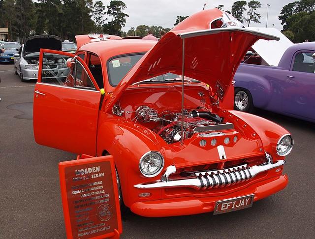1954 FJ Holden sedan