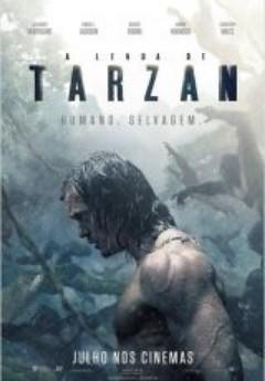 Assistir A Lenda de Tarzan Dublado