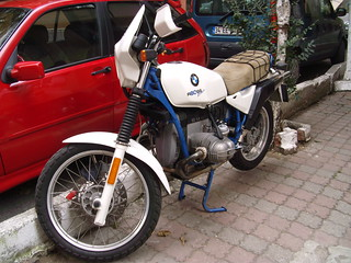 BMW R80 GS BASIC