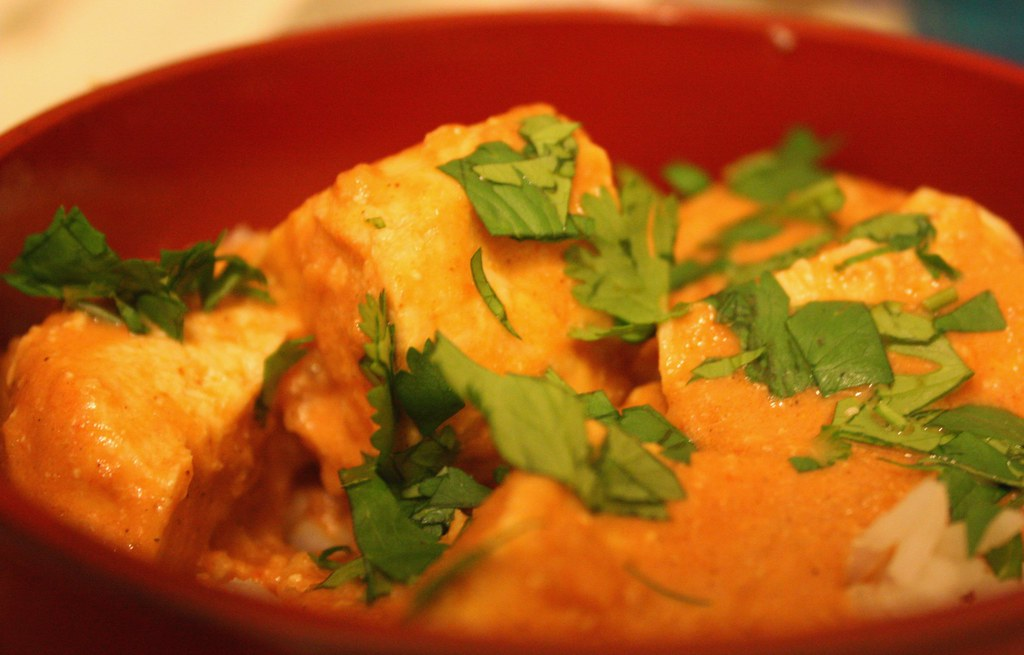 Jan. 26th: Chicken Tikka Masala