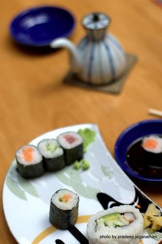 Sushi Ashai Nihonbashi@ODEL