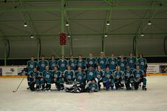 Team photo's