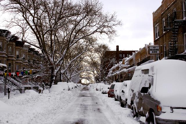Bay Ridge Brooklyn Jan 2011 Snowstorm - 015