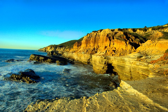 Cabrillo Coast HDR 1/28/2011 #4