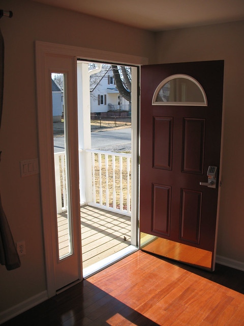 Wheelchair accessible door flickr photo sharing for Wheelchair accessible doorways