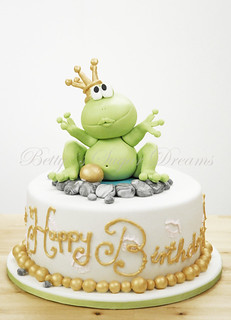 Happy Birthday Mr. Froggy