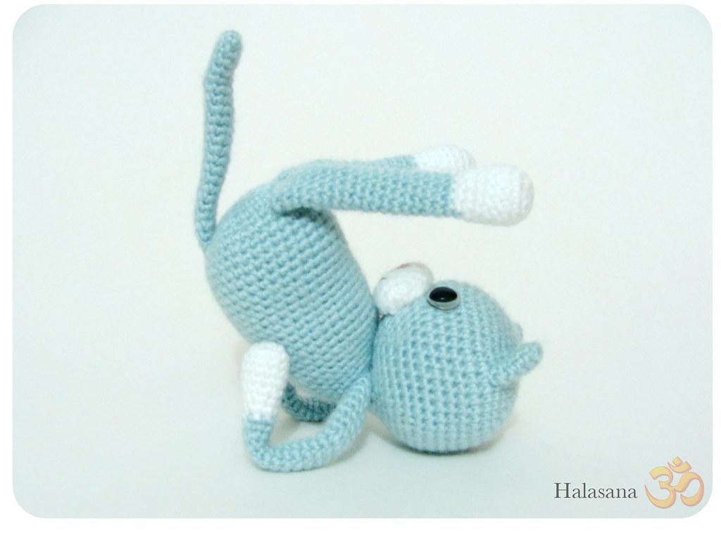 Halasana - Postura del Arado / Amineko Yoga