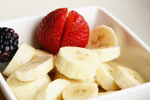 Bananas and Strawberry