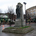 Small photo of The statue of Florence Nightingale, Derby