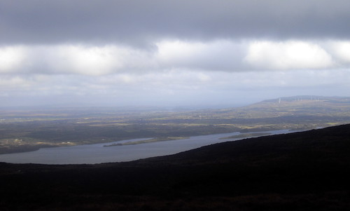 View over Lough Melivn