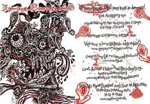 Le Petit Mignon (Staalplaat Store), 11/10/2008