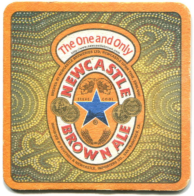 Newcastle Brown Ale (1)