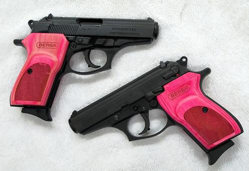 pink Bersa Thunder 380 (4)