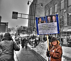 Madison Budget Bill Protests of 2011