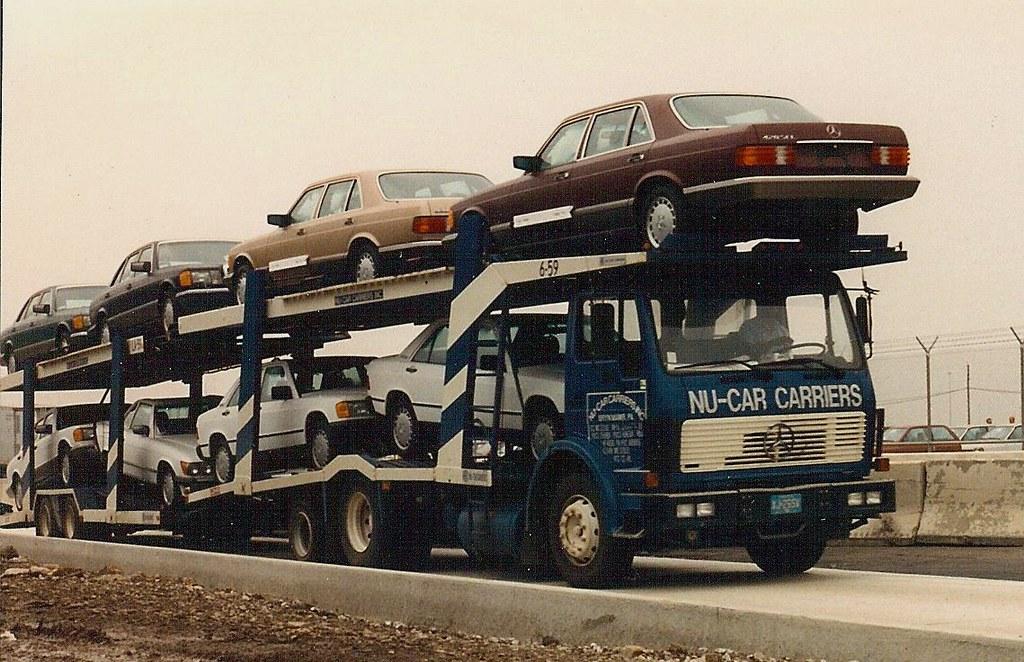NU CAR Mercedes 6-59
