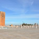 Tour Hassan صومعة حسان