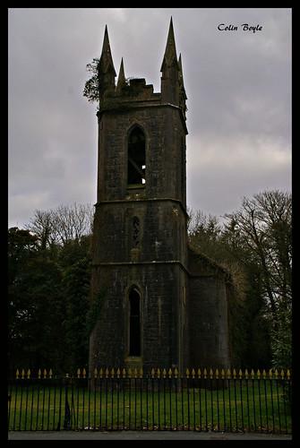 St John's Church, Oran Parish, Ballymoe , County Galway (1815)