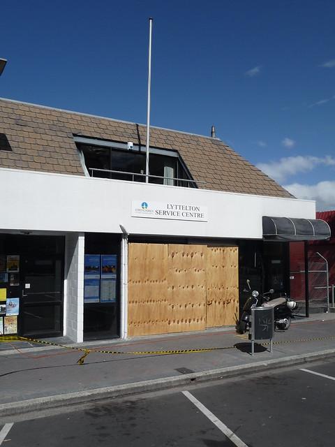 City Council Offices Christchurch