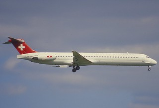 258ab - Odette Airways MD-83; HB-INV@ZRH;14.09.2003