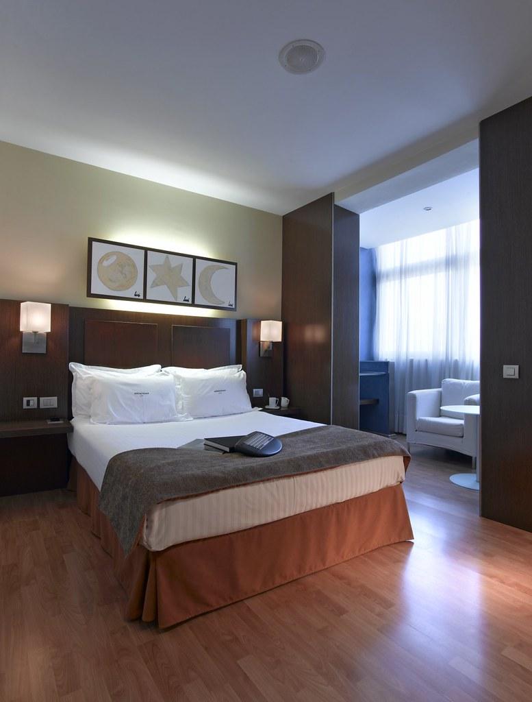 Habitacion doble - Hotel Atrium Palace Barcelona