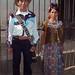 All dressed up - Con ropa de fiesta; Fiesta del pueblo, Joyabaj, El Quiché, Guatemala
