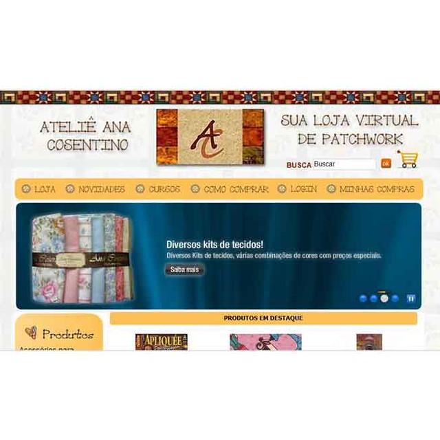 Acessem : www.anacosentino.com.br