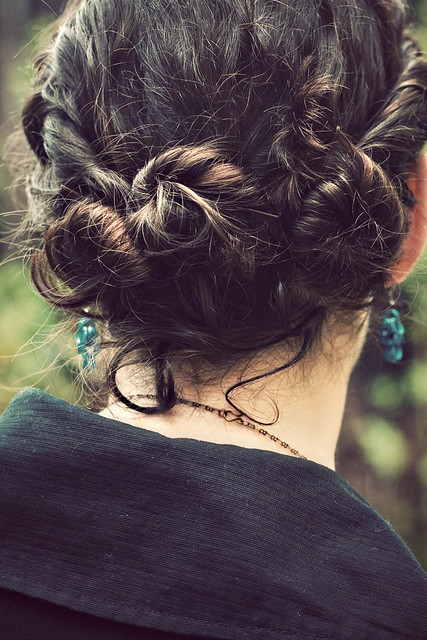 cute triple bun -ways to do your hair