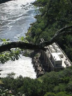 North Bank Power Station, Zambia. Credit: Johannes Myburgh/IPS