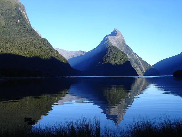 Parque Nacional de Fiordland, Nueva Zelanda