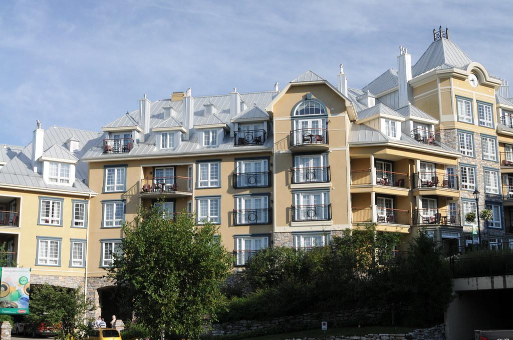 Hôtel Westin Resort and Spa (Québec, Canada)