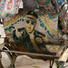 Elvis on the Back of a Bangladeshi Rickshaw?