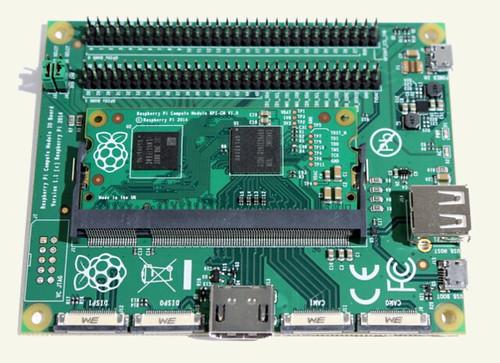 Rsspberry Pi Compute Module  IO Board