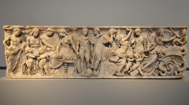 Medea Sarcophagus, Altes Museum Berlin