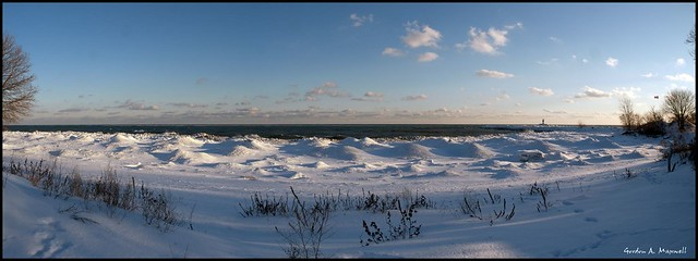 Bowmanville East Beach Panorama1