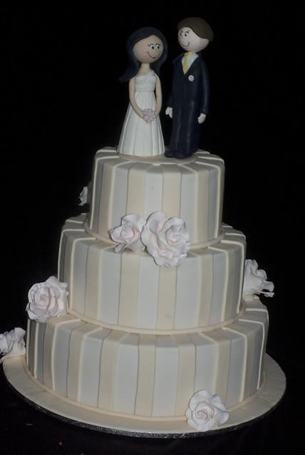 Inch Wedding Cake Designs
