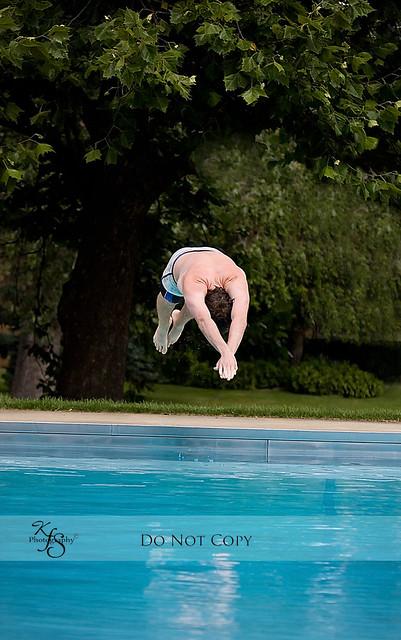 Take the plunge
