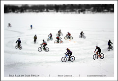 On the Ice, the Upper Midwest in Winter
