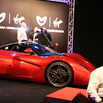Marussia Virgin Racing Car Launch