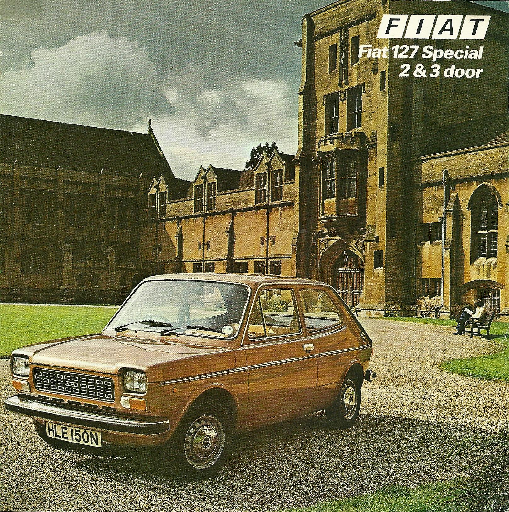 1976 Fiat 127