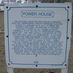 Lynch Power House Marker