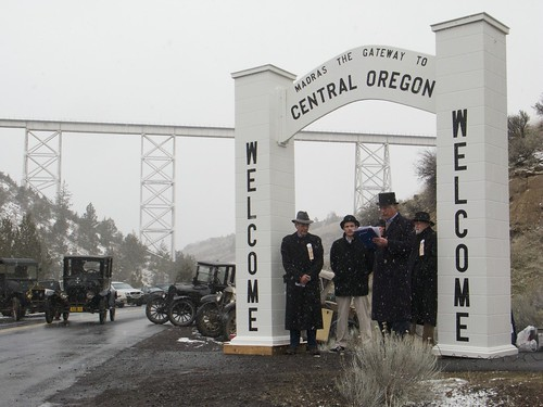 Gateway to Central Oregon
