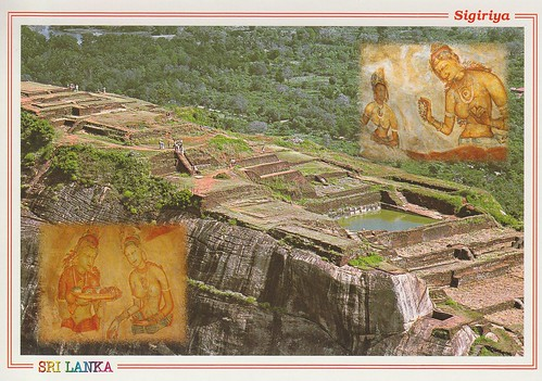 Ancient City of Sigiriya - 04