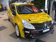rallying(0.0), renault clio v6 renault sport(0.0), family car(0.0), auto racing(1.0), automobile(1.0), automotive exterior(1.0), renault clio renault sport(1.0), racing(1.0), vehicle(1.0), automotive design(1.0), subcompact car(1.0), city car(1.0), bumper(1.0), hot hatch(1.0), land vehicle(1.0),