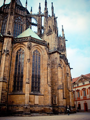 St. Vitus Cathedral and Guard