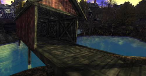 Second Life Stock Images Innsmouth 1