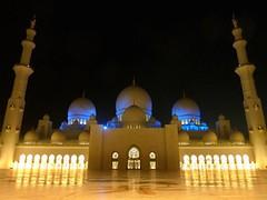 Abu Dhabi, Sheikh Zayed Grand Mosque -   ??? ???? ???? ????? ????