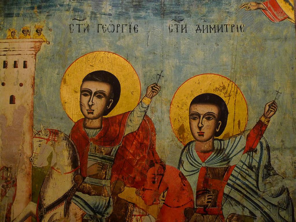 brother saints